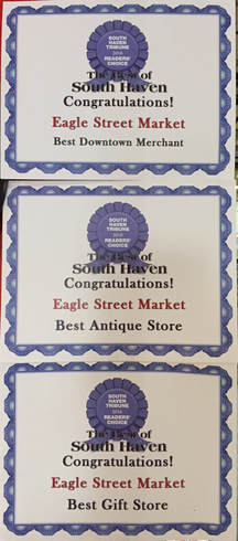Eagle Street MarketAntiques, Fine Art, Vintage
